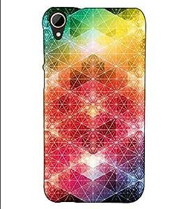 Fuson Designer Back Case Cover for HTC Desire 828 Dual Sim (Designer theme)