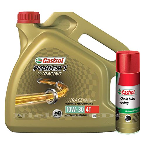 castrol-power-1-4t-racing-10w30-motorcycle-oil-cas-2249-7009-cl-4l-chainlube