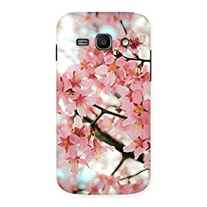 Impressive Cherry Blossoms Multicolor Back Case Cover for Galaxy Ace 3
