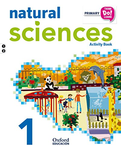 Pack natural science primary 1 activity book (think do learn)