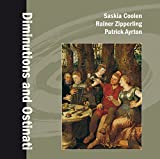 Diminutions & Ostinati - Werke von Ortiz, Gabrieli, Merula, etc.