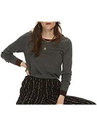 Scotch & Soda Damen Pullover Knitted Crew Neck Top
