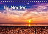 Im Norden - An der Nordsee in Deutschland (Tischkalender 2016 DIN A5 quer): Bilder von der Nordseeküste Deutschlands - Region Norden/Norddeich (Monatskalender, 14 Seiten) (CALVENDO Natur)