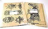 TATTOO Übungshaut von INKgrafiX® DE - Qualität - IG01702 Practice Skin Haut