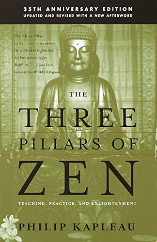 Three Pillars Of Zen por Roshi P. Kapleau