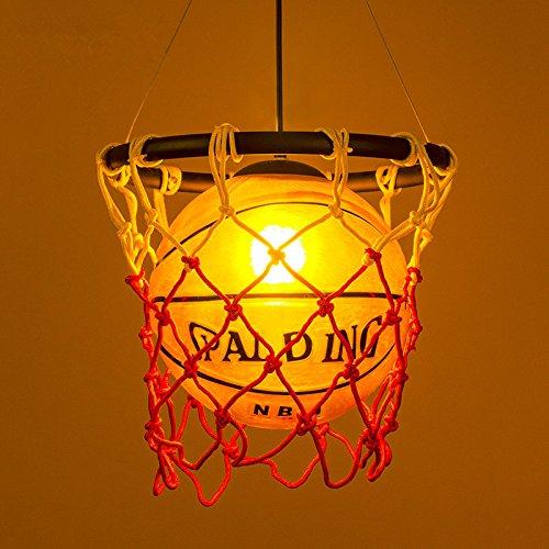 XIA-Creative basket negozi ristorante caffetteria lounge bar è decorato con lampadari (senza la sorgente di luce)
