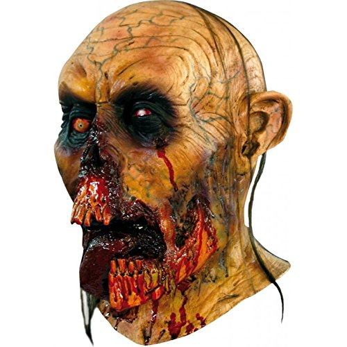 Zombie-Halloween-Maske Tongue