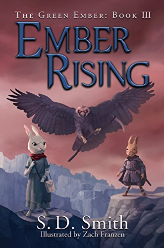 Ember Rising (The Green Ember Series Book 3) (English Edition)