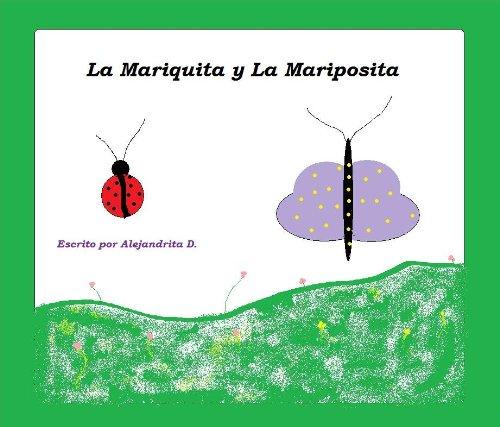 La Mariquita y La Mariposita por Alejandrita D