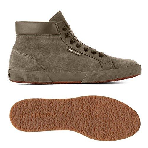 Superga 2204-Suem, Chaussures de Gymnastique Homme Dark Chocolate