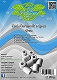 VITASEM Steviamarkt EM Keramik Pipes 100 Gramm, ca. 80-100 Stück in Grau + EM Keramik Info-Online | Mikroorganismen - Wasserbereitung & Energetisierung