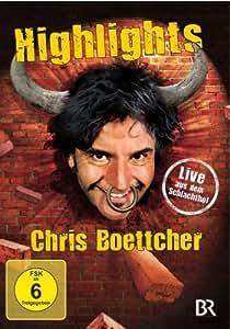Chris Boettcher - Highlights (Live aus dem Schlachthof) DVD