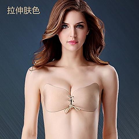 ZHFC-unsichtbare silikon - bh silikon - brust - pads schulterfreien hochzeit sammeln nahtlose unterwäsche im sommer,stretch - teint,ein