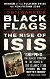Front cover for the book Black Flags: The Rise of ISIS by Joby Warrick