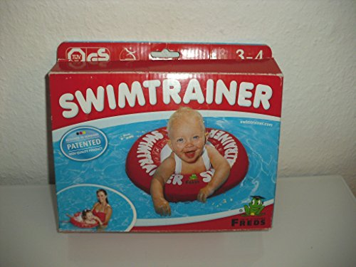 Baby-Schwimmring (Rot, ca. 3 Monate bis 4 Jahre)