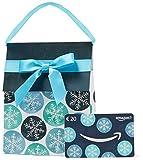 Carte cadeau Amazon.fr dans un sac cadeau