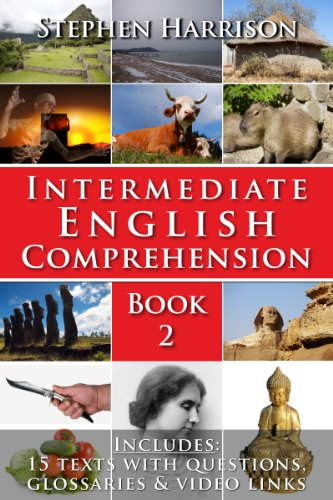 Intermediate English Comprehension - Book 2