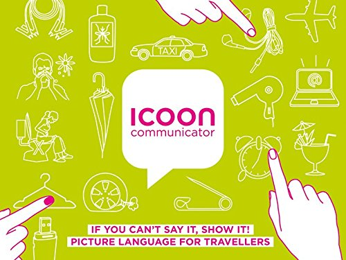 ICOON Communicator. Diccionario visual con 1.700 iconos e imágenes. Bolsillo. Amber Press. por Gosia Warrink