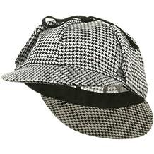 Sherlock Holmes con juego de objetivos-blanco y negro W39S23D