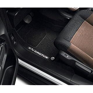Original Citroen C4Cactus 2015auf Teppich Fußmatten Set 1611107680