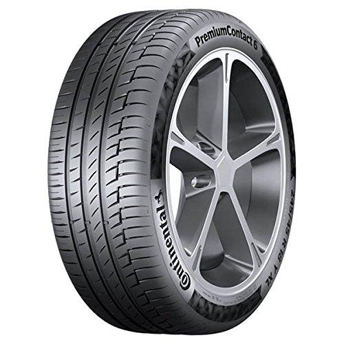 Continental Continental PremiumContact 6 205/50 R16 87W Sommerreifen (Kraftstoffeffizienz C; Nasshaftung A; Externes Rollgeräusch 2 (71 dB)) (205 50r16 Reifen)