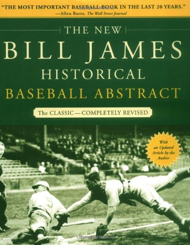 The New Bill James Historical Baseball Abstract por Bill James