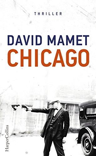 Buchseite und Rezensionen zu 'Chicago' von David Mamet