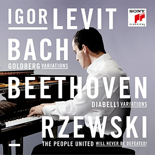 Bach : Goldberg Variations / Beethoven : Diabelli Variations / Rzewski : The People United Will Never Be Defeated