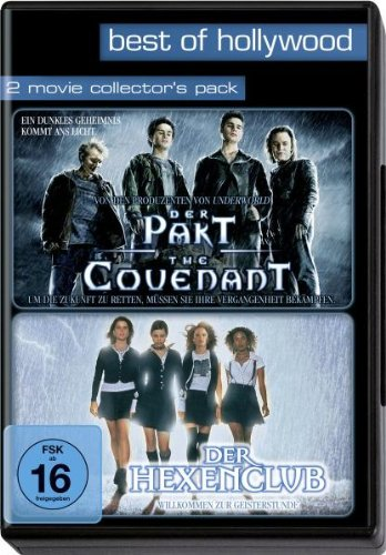 Bild von Der Pakt - The Covenant/Der Hexenclub - Best of Hollywood (2 DVDs)