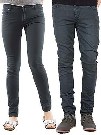 CHEAP MONDAY - pantalon-jean - Mixte - Unisexe Tight Cheap Monday Ankara bleu