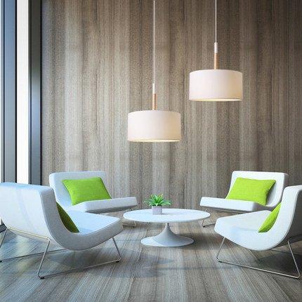 SDKKY Moderno scandinavo creative lampada minimalista testa ...