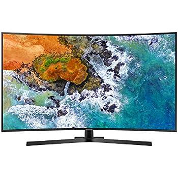 788e1316b02 Samsung ue55nu7505 TV LED incurvé 4k uhd 140 cm (55) - Smart TV - 3 x hdmi  - 2 x USB - Classe énergétique a