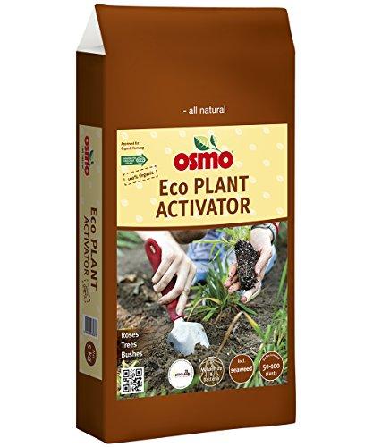 Osmo® plantes bio Activateur avec mykorrhiza 3–3 3 + 3% MG + 1% FE Sac de 5 kg