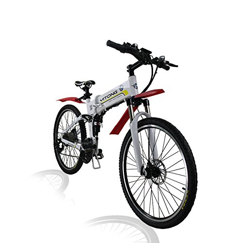 51iOzJea7CL. SS500  - GTYW, Electric, Folding, Bicycle, Mountain, Bicycle, Moped, Electric Car, Battery Life 30KM
