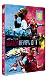 Aston Villa Season Review 2010/11 [DVD]