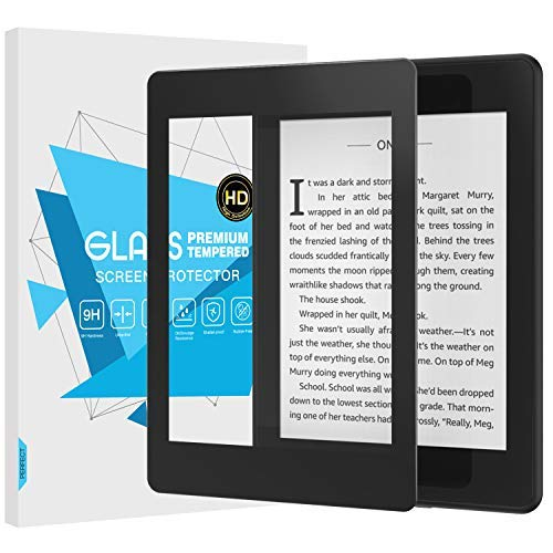 TiMOVO Kindle Paperwhite 2018 Protector Pantalla Anti-Huellas