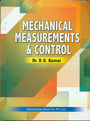 Mechanical Measurements & Control