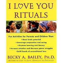 I Love You Rituals (English Edition)