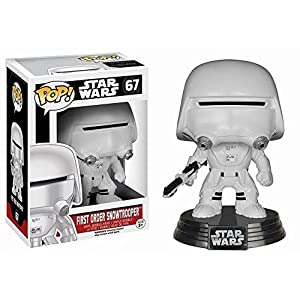 Funko POP Snowtrooper – Star Wars El Despertar de la Fuerza (67) Funko Pop Star Wars