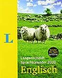 Langenscheidt Sprachkalender 2020 Englisch: Abreißkalender