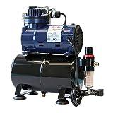 Paasche d3000r 1/8HP Kompressor mit Tank, und Feuchtigkeit Trap