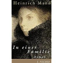 In einer Familie (Heinrich Mann, Gesammelte Werke in Einzelbänden)