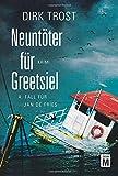 Image of Neuntöter für Greetsiel (Jan de Fries, Band 4)