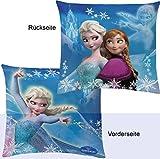 "Global Labels G 15 950 WD263 100 Walt Disney Frozen ""Magic"" Kissen"