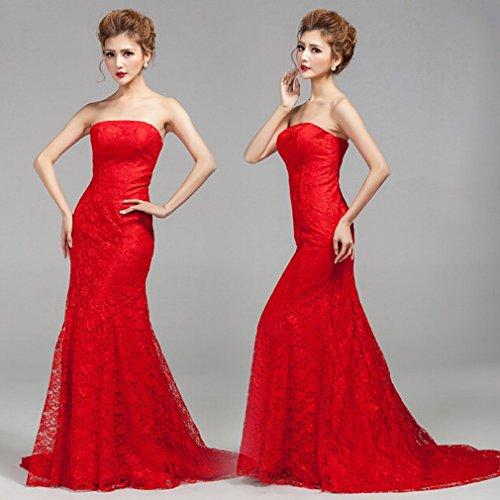bai Moderne Sch?ne Brautkleid Taille Tattoo Schwanz Tattoo Kleid War Dünne Dünne Braut Kleid...