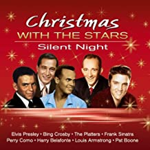 Christmas With the Stars,Silent Night with Elvis Presley, Bing Crosby, Platters, Frank Sinatra, Perry Como, Harry Belafonte, Luis Armstron, Pat Boone ..