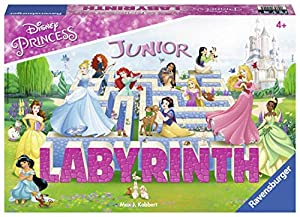 Ravensburger - Labyrinth Junior Disney Princess (21449)