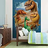 Arlo Spot The Good Dinosaur- Forwall - Fototapete - Tapete - Fotomural - Mural Wandbild - (3154WM) - DOOR - 211cm x 90cm - VLIES (EasyInstall) - 1 Piece
