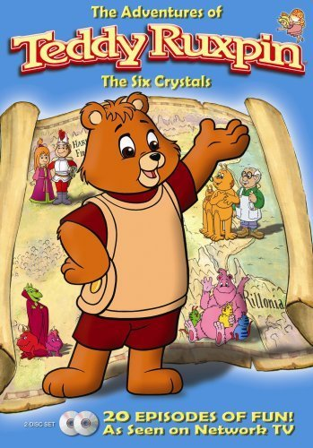 Adventures of Teddy Ruxpin - The Six Crystals