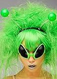 Grüne Alien verkleiden Zubehör Kit